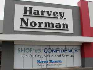Harvey Norman's genius COVID move
