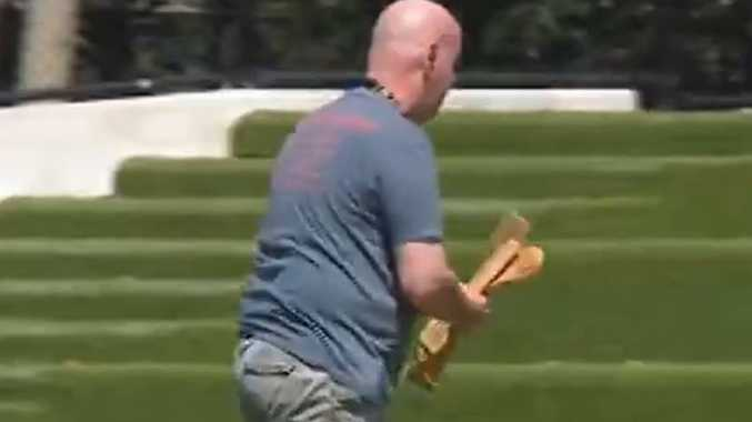 Wooden spoon prank hits Broncos' heartland