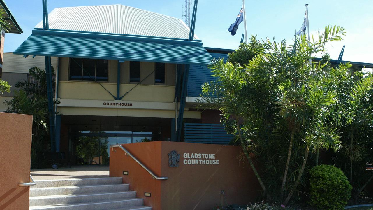 Gladstone Courthouse.