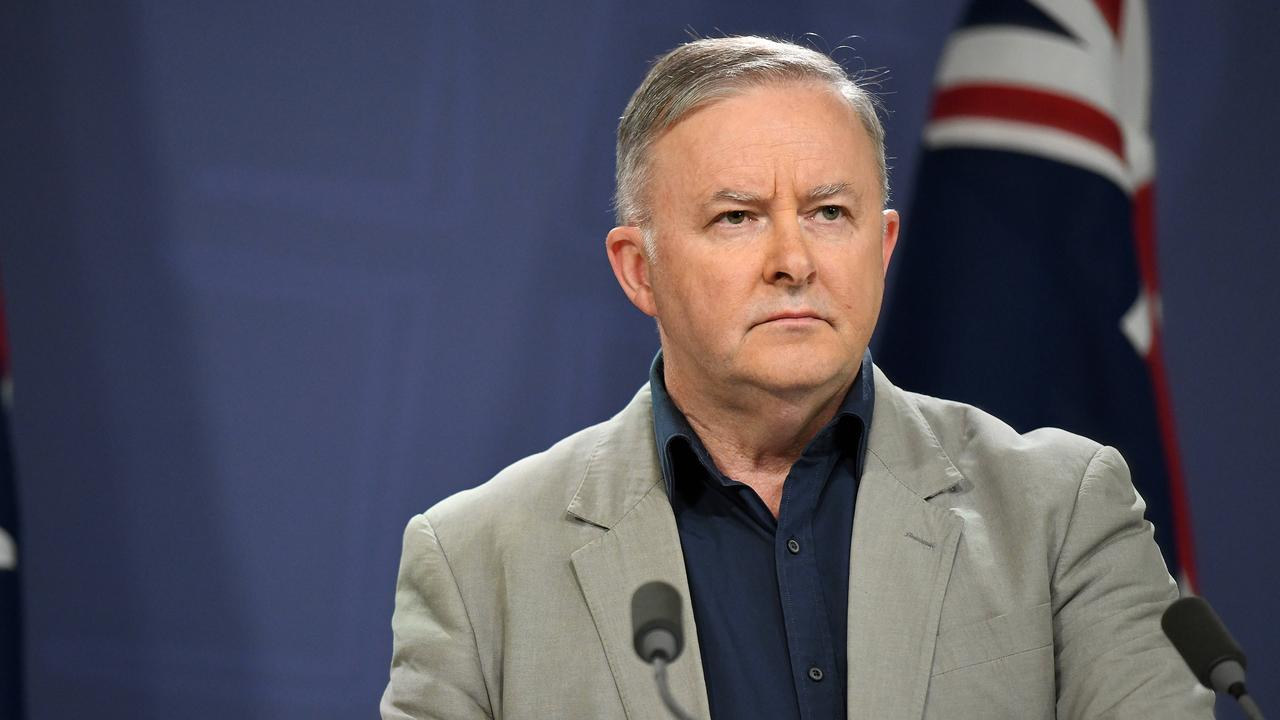 Labor needs to make a big change for Anthony Albanese to become prime minister. Picture: NCA NewsWire/Bianca De Marchi