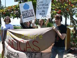 WATCH: Cap Coast students demand climate action in protest