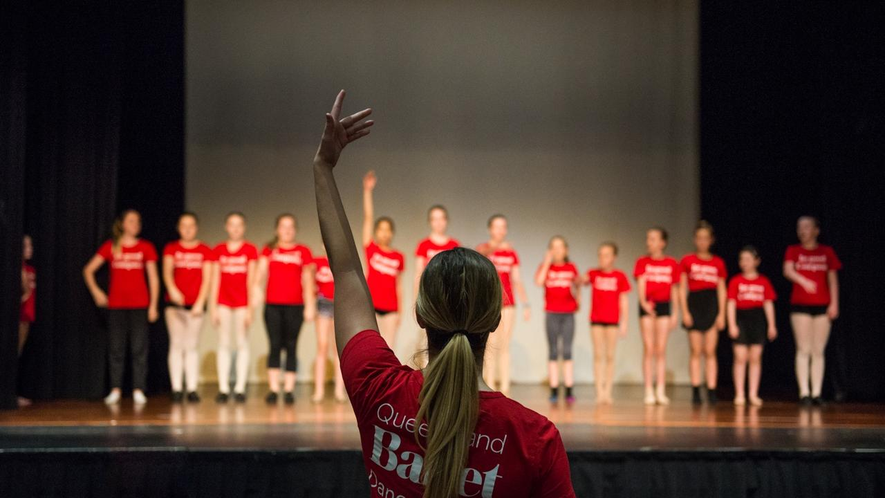 THE QUEENSLAND Ballet is coming back to Gladstone, this time hosting a four-day dance camp.
