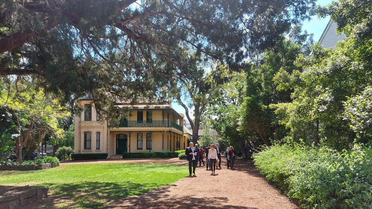 Emotions ran high as officials and locals pleaded with the NSW Government to save a heritage-listed villa slated for demolition.