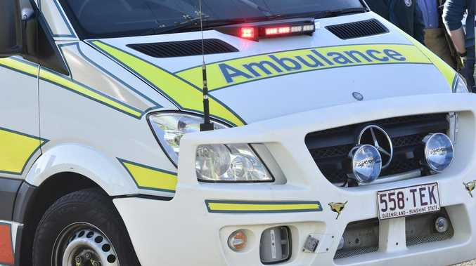 Young man injured in tractor rollover north of Mackay