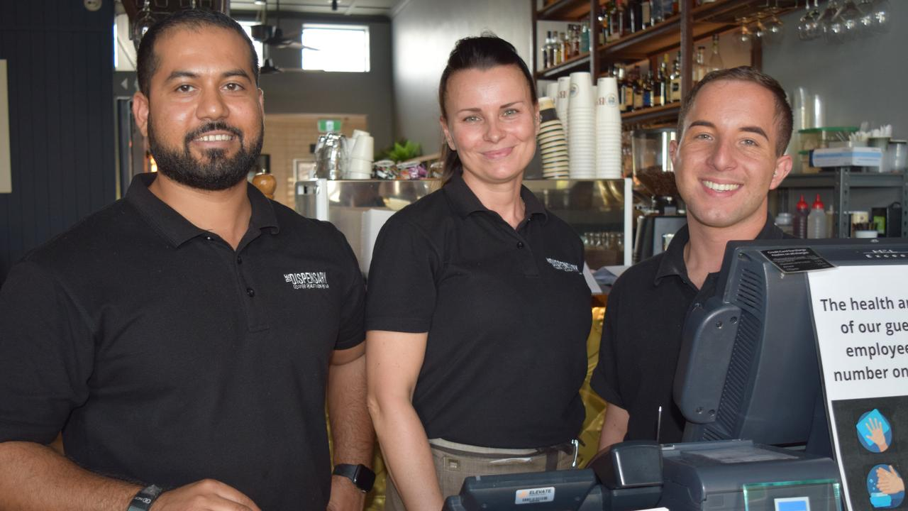 By setting up online ordering, rejuvenating breakfast and lunch takeaway options and making it easier, affordable and efficient for our customers, Mr Connors said her business was able to return to normal trading days. Picture: Heidi Petith