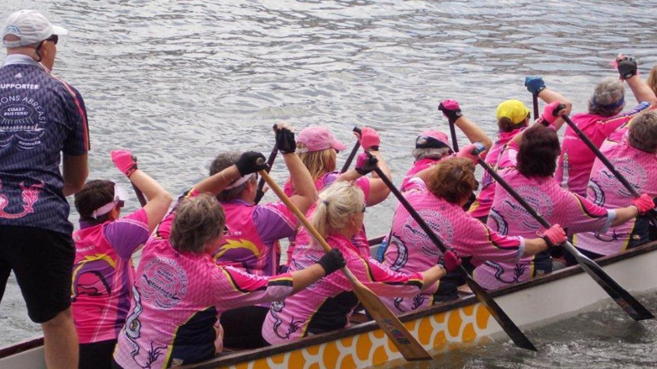 A Ballina breast cancer survivor has won first prize in a major raffle.