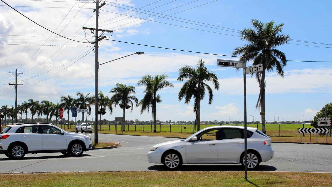 Mackay Regional Council is preparing to upgrade the Milton and Archibald streets intersection.