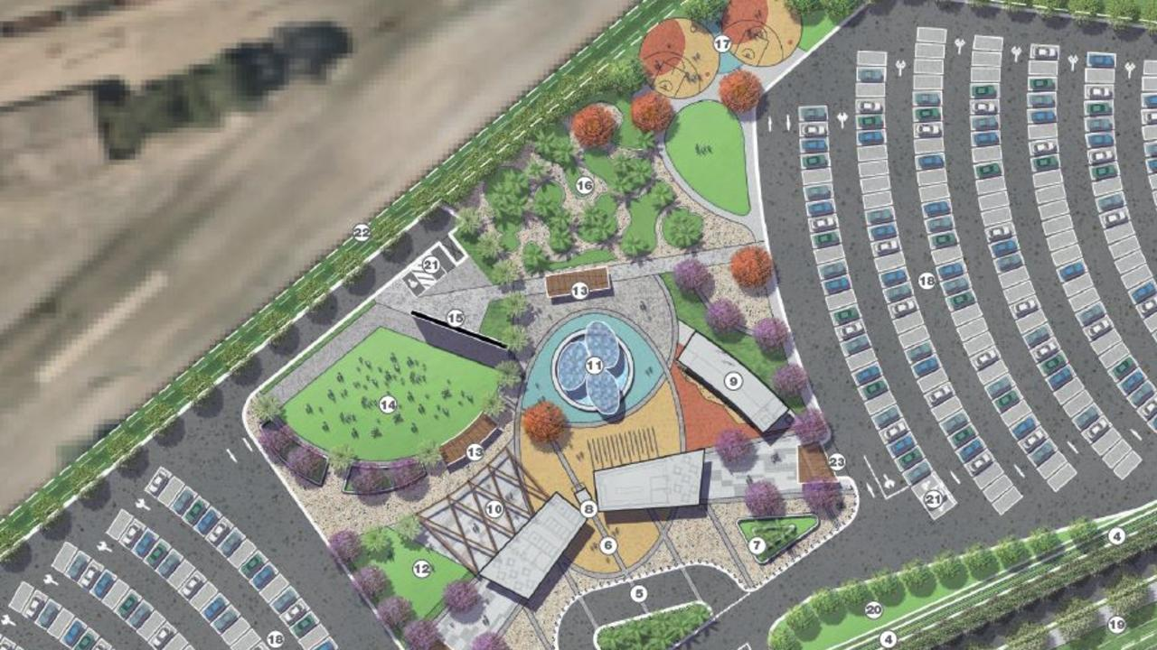 An entertainment precinct on the banks of the Bremer River has been approved by Ipswich City Council.