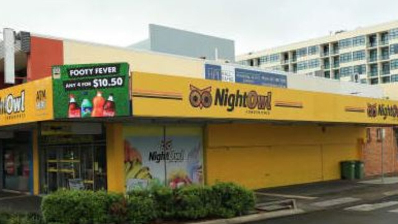 Businesses up for sale in Mackay include Night Owl in Victoria St and Greenfields. Photo: SeekBusiness