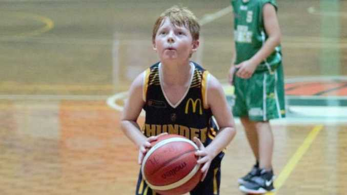 WATCH LIVE: U12 Basketball championships