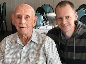 Gayndah's last World War II soldier laid to rest