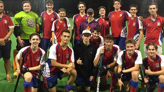 WATCH LIVE: Brisbane Hockey Finals - J-League (Div 1 Boys)
