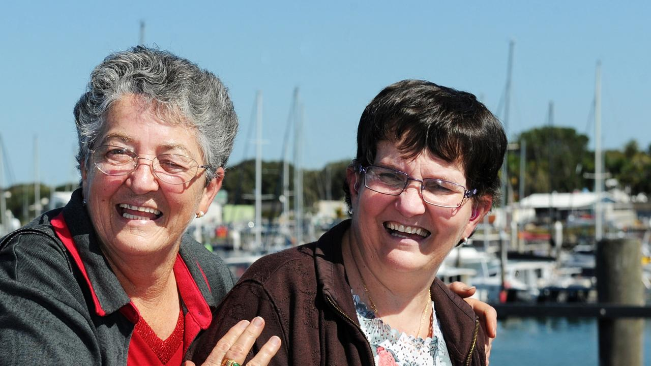 Janice and Robyn Frescura were killed by their husband and father, John, at their Booral home.