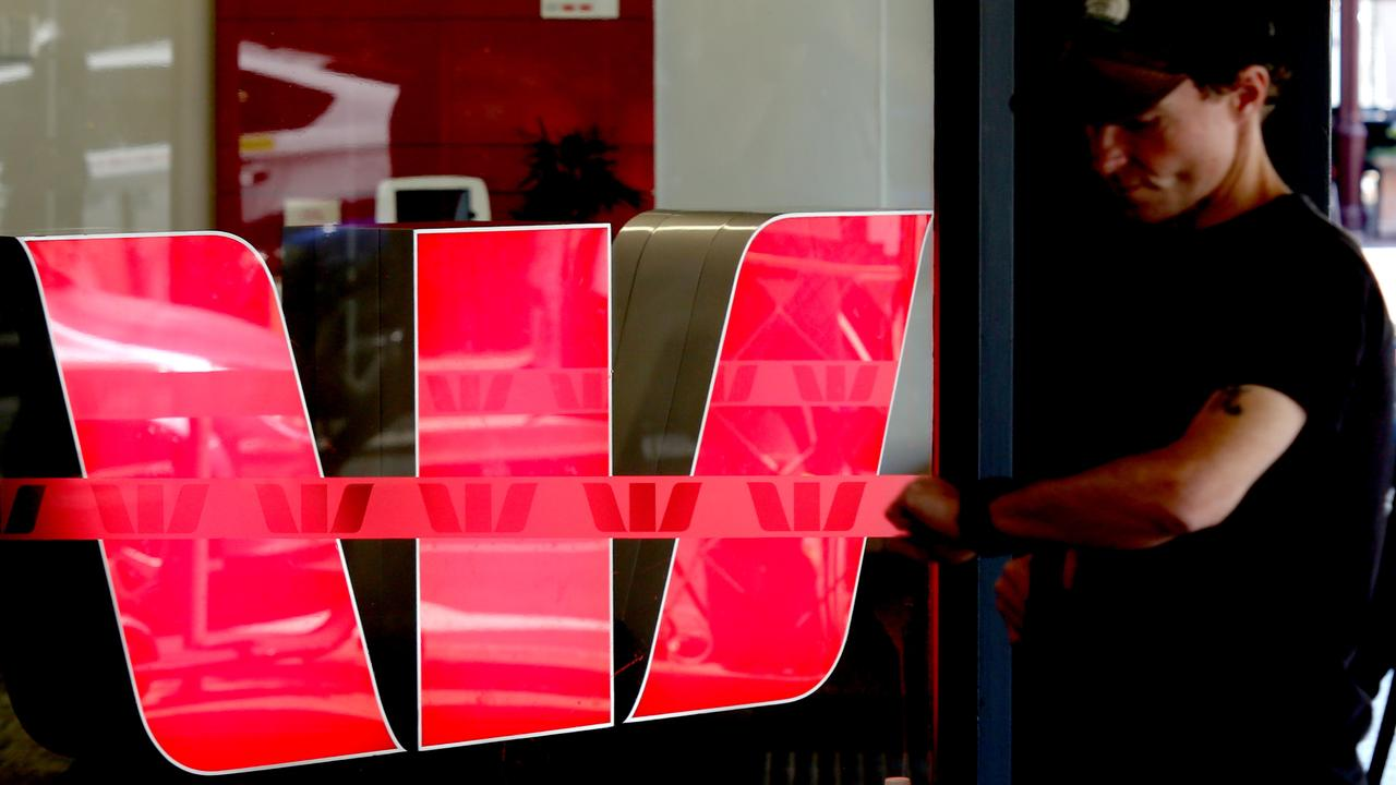 Westpac is offering a two-year variable rate of 2.19 per cent. Picture: Kelly Barnes/ AAP