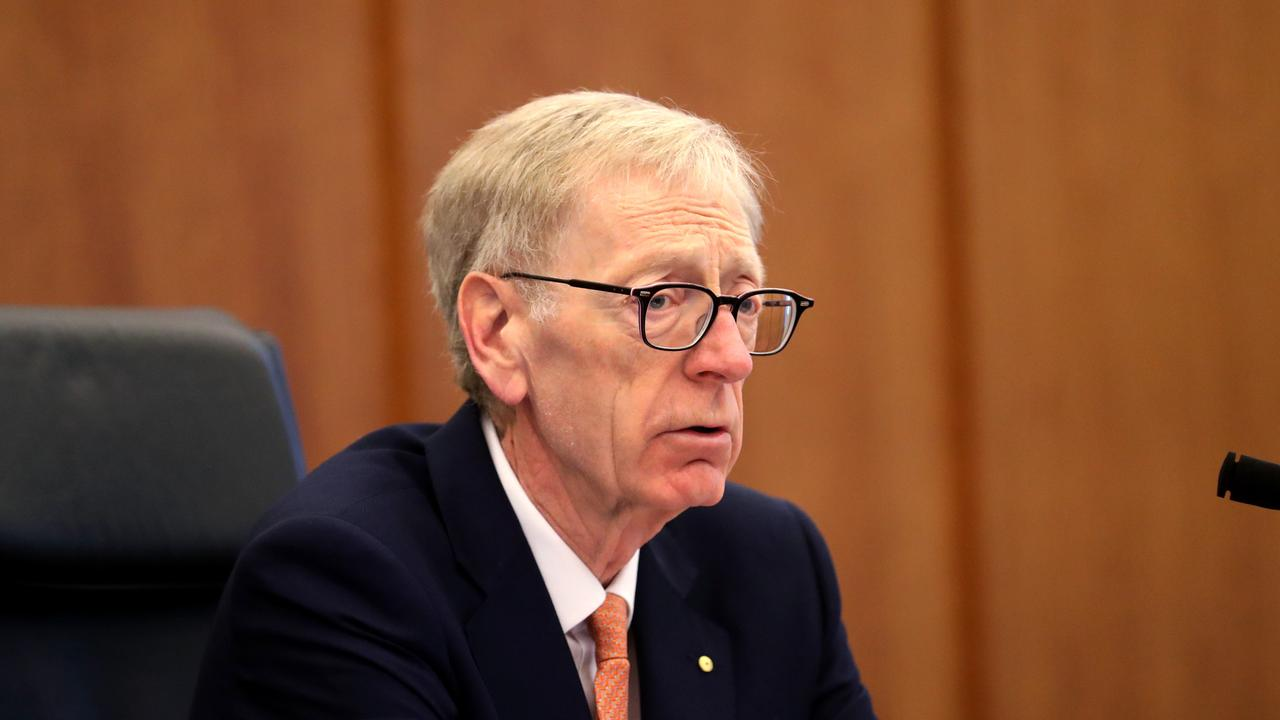 The Banking Royal Commission, led by Commissioner Kenneth Hayne, flagged banking rules were squeezing access to credit. Picture: David Geraghty