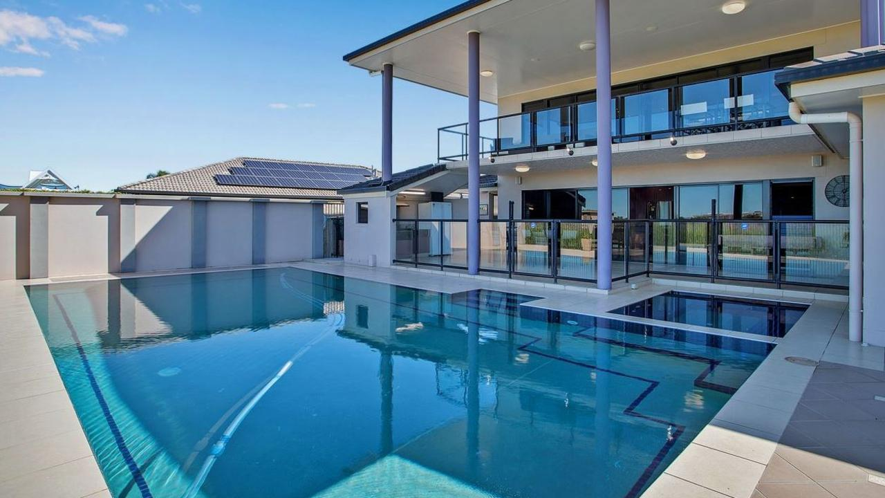 25 Riverleigh Drive, North Mackay is on the market. Picture: realestate.com.au