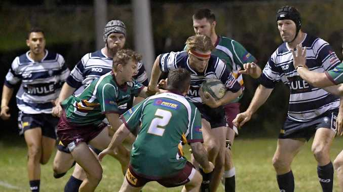 WATCH LIVE: Rockhampton Club Rugby Grand Finals