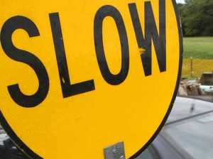 Traffic affected on Pacific Highway south of Woodburn