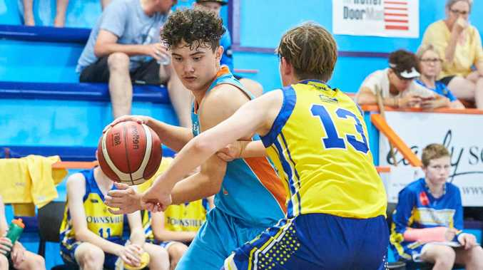 LIVE: U14 QLD Basketball Division 1, semi-final 2