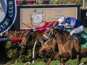 Waller keeps Toowoomba Cup with gallant Alward