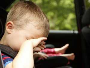 The shocking number of kids left in cars revealed