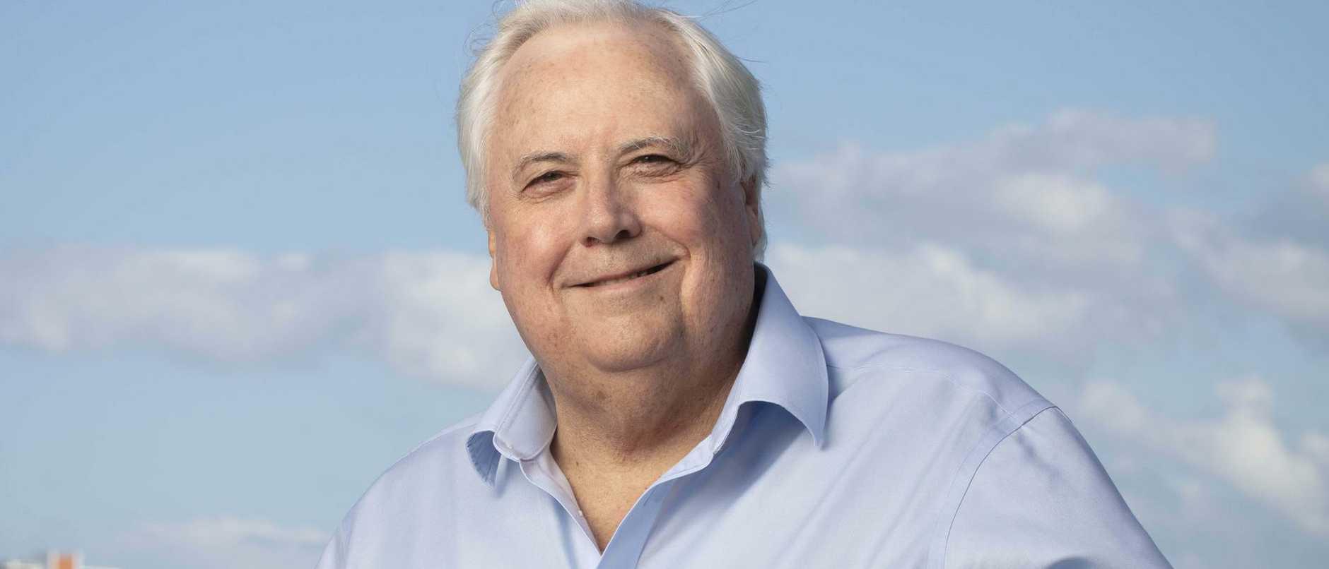 Clive Palmer