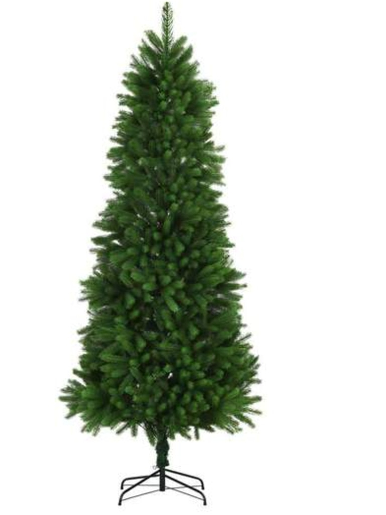 Artificial Christmas trees were among the stranger trending items on Payday Deals. Picture: Supplied/Payday Deals