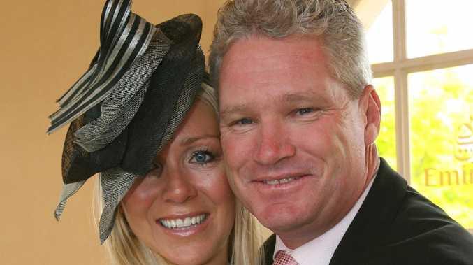 'Devastated': Jones' wife opens up on loss