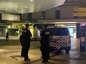 'Large disturbance': Man stabbed in Queen Street Mall