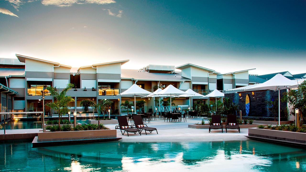 Lagoons Resort and Spa at the town of 1770 near Agnes Water has been acquired by Central Apartment Group and rebranded 1770 Lagoons Central Apartment Resort.