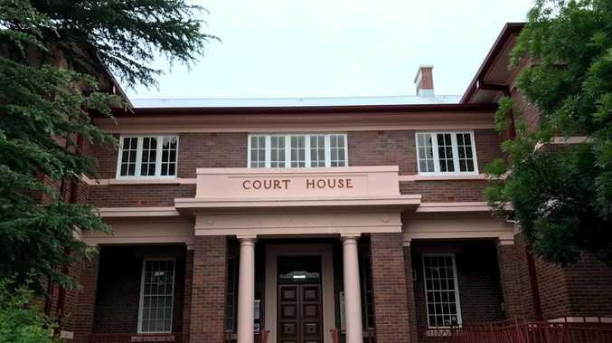 SENTENCED: Stanthorpe court wrap