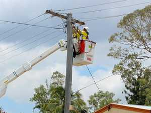 Planned power outage in Mackay today