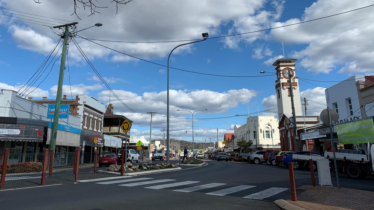 BOOMING TOURISM: New data has revealed Stanthorpe is the country's number one tourism destination.