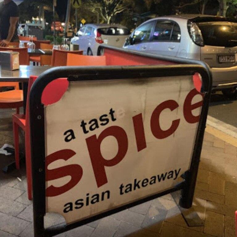 A taste of spice