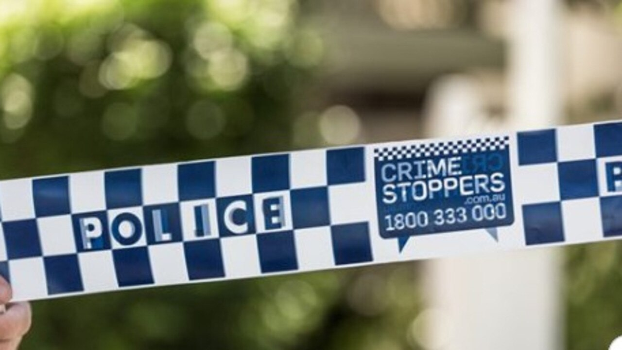 VEHICLE CRASH: Police are the scene of a motor vehicle crash south of Lismore.