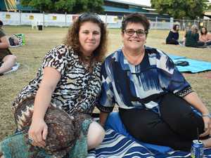 Karen Hold and Rebecca Clarke. Picture: Melanie