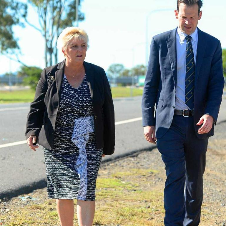 Capricornia MP Michelle Landry and Queensland Senator Matt Canavan believe the Bruce Highway duplication would unlock employment and prosperity for the regions.