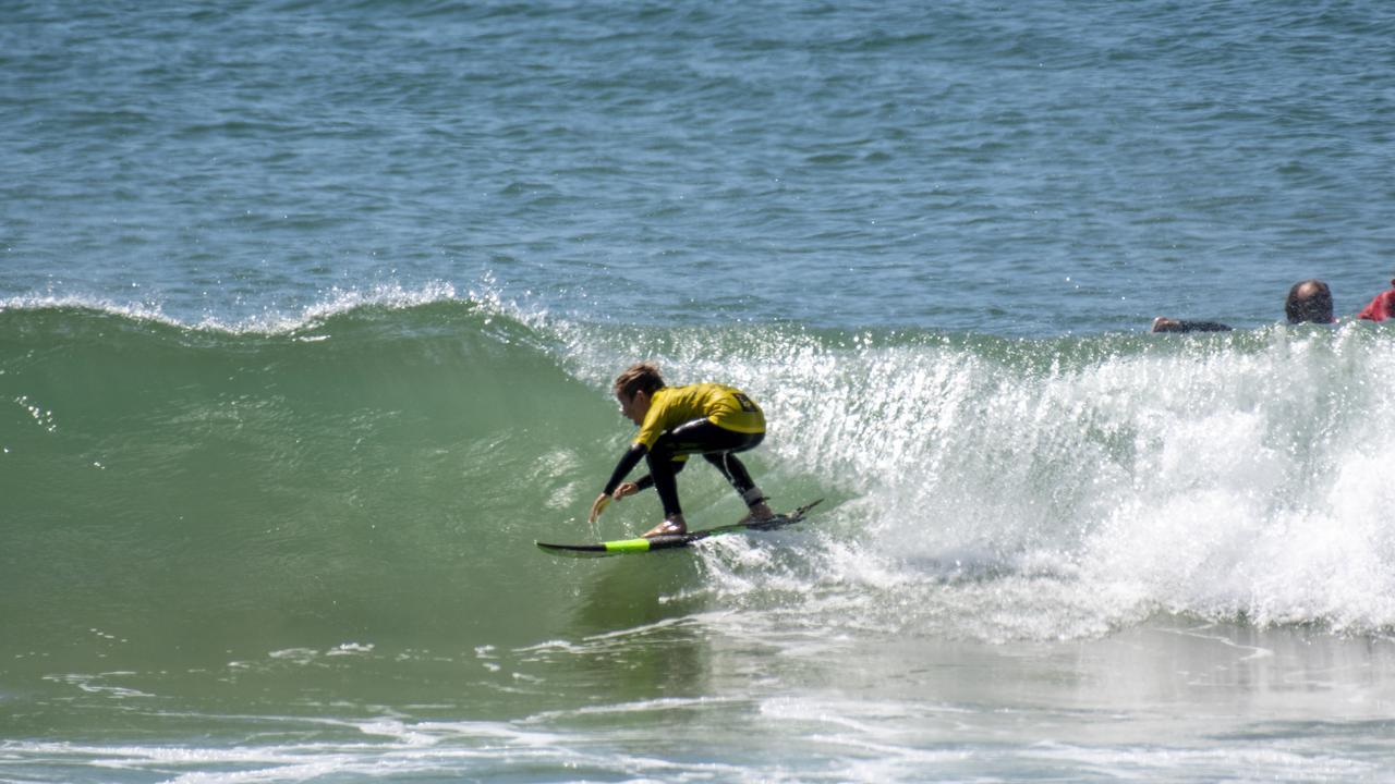 Hamish Harrigan from Emerald Beach.