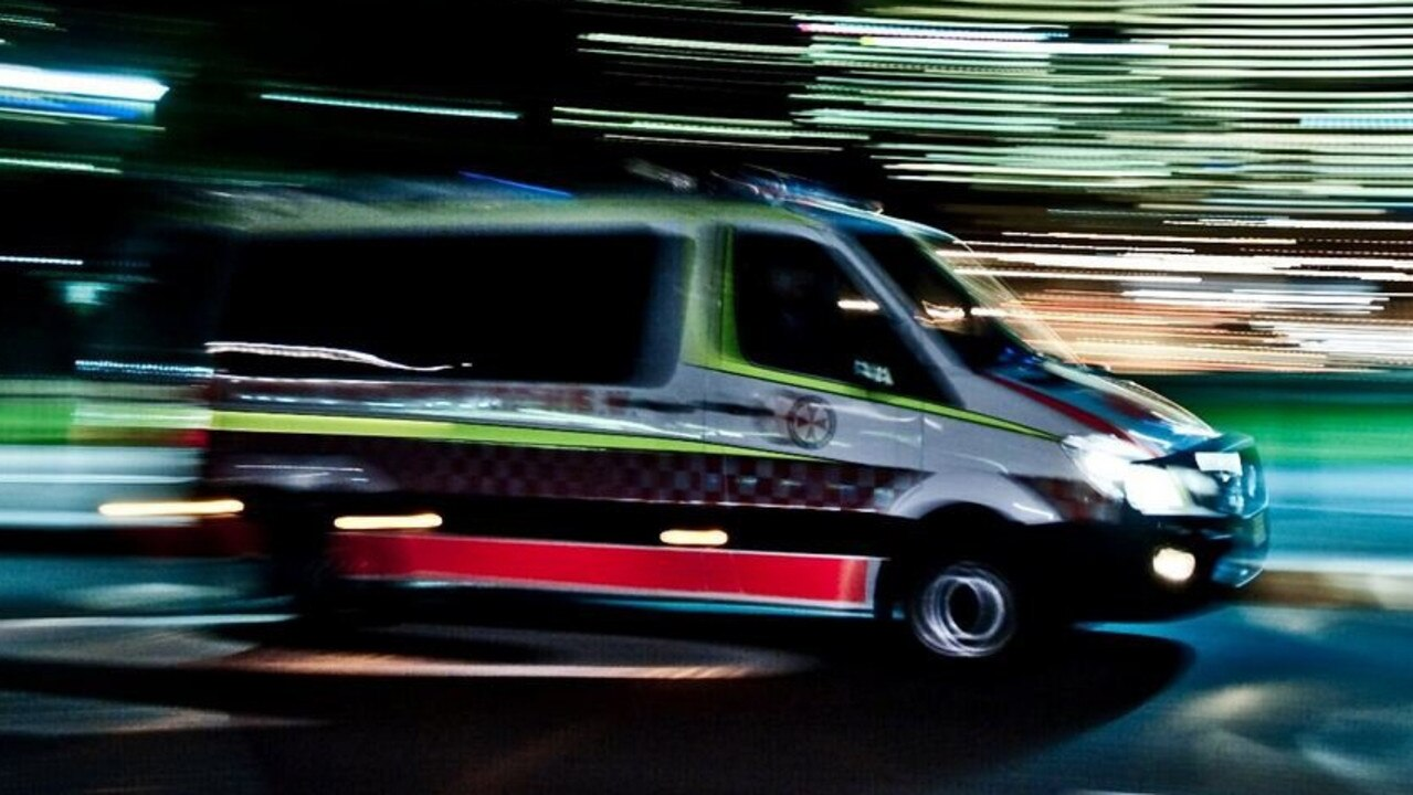 Two men aged in their 20s were injured in a two-vehicle crash at Buderim on Saturday night. Photo: File