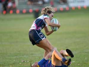 PHOTO GALLERY: RUGBY UNION Women's 7s grand final Brothers vs Gladstone September 26 2020