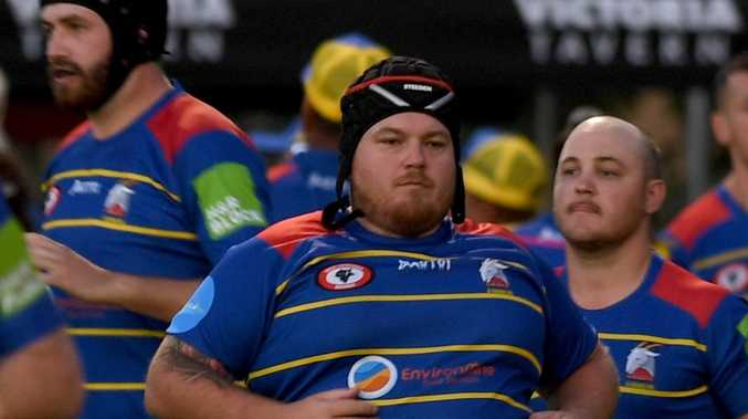 Condition update on injured rugby player