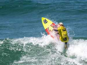 Young North Coast surfers clean up in Coffs groms series