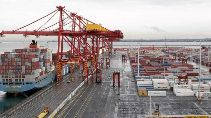 Medicine shortage fear in port war