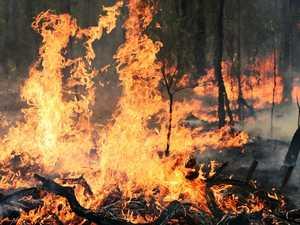 BREAKING: Multiple crews battle bushfire south of Gympie