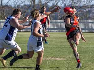 Coolaroo vs South Toowoomba
