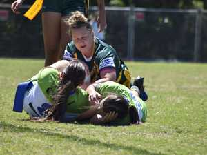 Cudgen Hornets women's league tag take on the Tweed