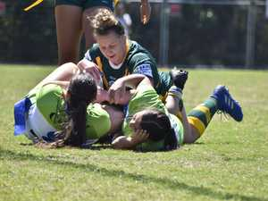 MEGA GALLERY: Women's League Tag semi-final showdown