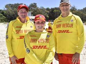 Salt Surf Life Saving Club's Belinda Mirana, Shantel