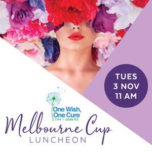 Enjoy the excitement of Melbourne Cup at the One Wish, One Cure Melbourne Cup Luncheon at Urban Grounds Cafe!