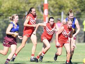 PHOTO GALLERY: AFL Capricornia Women's semi final Glenmore vs Yeppoon September 26 2020